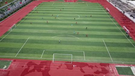 攀枝花学院足球队对老友足球队(2020.10.17)