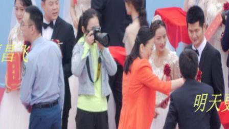 中航工业昌飞2020金秋十月集体婚礼-录制北斗星
