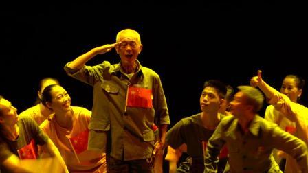 舞蹈《为祖国站岗》——茂名市第三届群众音乐舞蹈花会金奖