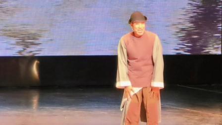 河南地方戏    《胡光山色》河南曲剧胡派创始人胡希华从艺60年,白军选胡派折子戏专场