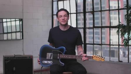Fender American Professional II Tele