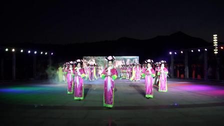 《五女山传说之吉祥如意》尚艺缘模特表演队