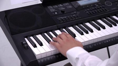 《一起跳恰恰》和弦演奏示范 -第18届卡西欧全国电子键盘大赛电子琴独奏少年组规定曲【第一键盘】