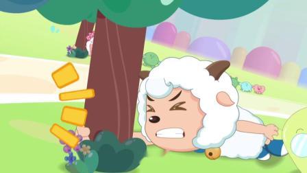 喜羊羊:灰太狼为了亲人,放弃小羊们,拯救气球城!
