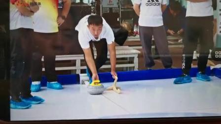 河北省冰雪联赛东部赛区陆地冰壶赛