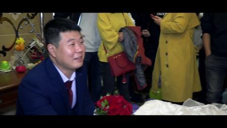 平x茜&付韦雪——《眉县喜洋洋婚礼》海南岛·聖和印象直播