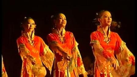 北京舞蹈学校50周年校庆演出盛典舞蹈比赛系列之挽扇侍女
