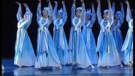 北京舞蹈学校50周年校庆演出盛典舞蹈比赛系列之玉兔浑脱