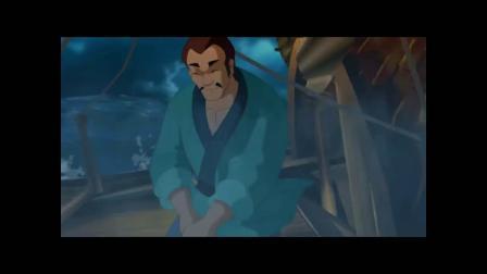 【懷舊動畫】2007年台語版《海之傳說-媽祖》開場海嘯和大海妖危害船客的畫面拍得栩栩如生 音樂與音效也配得像好萊塢大片