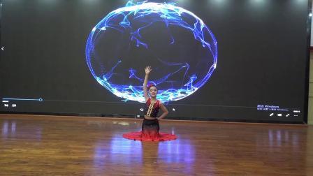 20201022学生舞蹈