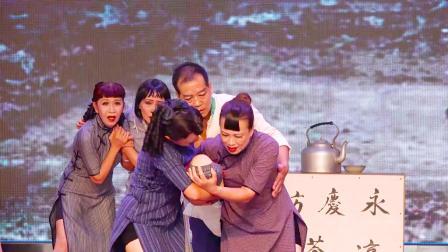 广州市第七届广州市中老年艺术节决赛 群舞《红棉颂》越秀区退管办艺术団