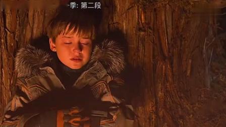 美剧《迷失太空》第一季-第二段:你就我一命,我定护你安全,绝望后重获新生!