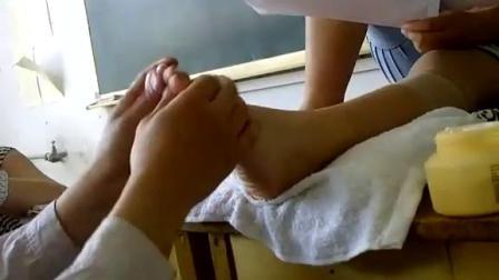 美容院,养生馆洗浴足疗店足疗培训 02
