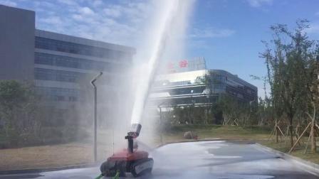 北京凌天80D-3中倍数机器人打泡沫