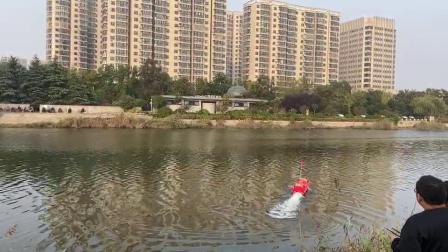 北京凌天救援无人船