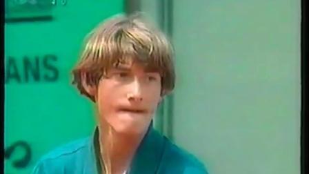 【自制HL】冈萨雷斯vs费雷罗 1998年法网青少年男单决赛