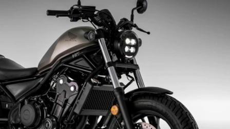 New 2021 Honda CM500 cruiser - perfect bike