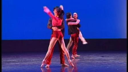 北京舞蹈学校50周年校庆演出盛典舞蹈比赛系列之不定空间
