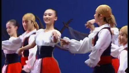 北京舞蹈学校50周年校庆演出盛典舞蹈比赛系列之明星之路01