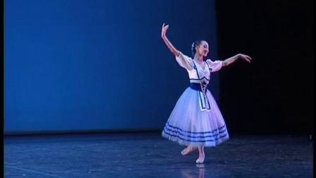 北京舞蹈学校50周年校庆演出盛典舞蹈比赛系列之拿波里