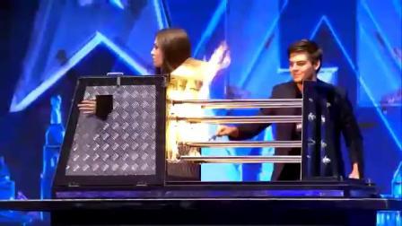Hungary's got talent Nagy Jonathan magician