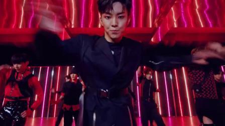 韩国实力男团THE BOYZ《The Stealer》舞蹈版MV 超级酷帅!