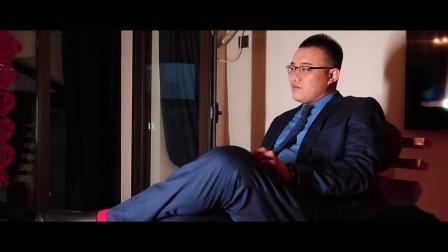 「WU HAN & SU NANA」生态百合婚礼快剪 | 暄影像工作室