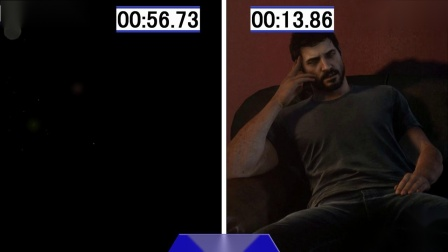 【3DM游戏网】《最后的生还者》更新后加载时间对比
