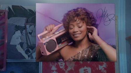 [杨晃]美国影歌女星Keke Palmer 全新单曲Dreamcatcher