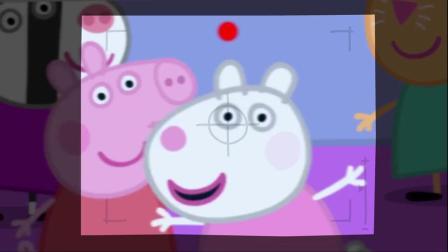 小猪佩奇:时间胶囊刚被埋下,佩奇却就像挖出来,真是太心急了!