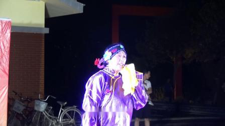 殷馨交谊舞——利津县凤凰广场津红驿站之吕剧《小姑贤》选段由老身坐上房
