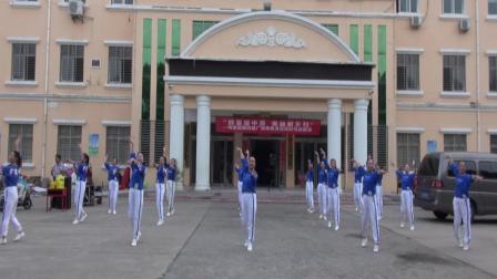 西平县人民文化馆广场舞-共同的我们