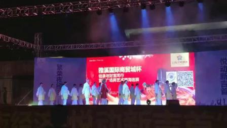 (20201011)42式太极拳(人民广场)