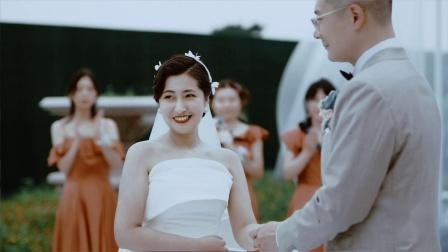 兄弟映画 作品: Jason & Yolanda   婚礼电影
