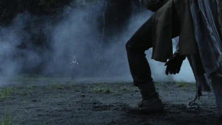欧布奥特曼:戴拿奥特曼一拳打两个,怪兽看他就跑,简直太帅了!