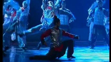 北京舞蹈学校50周年校庆演出盛典舞蹈比赛系列之秦王点兵