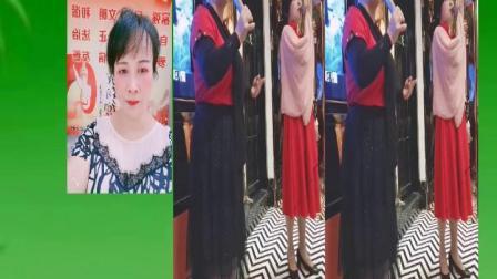 zhanghongaaa与阿瑞美女(白衣天使)舞友合唱一帘幽梦
