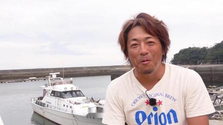 """PEACE THE MOVIE83""""在秋天的大海中,应该是以黑鲷为目标的.""""中国地方·山口县周防大岛之旅(后篇)和平卓也(992)"""
