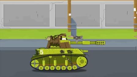 坦克世界:小坦克被追踪