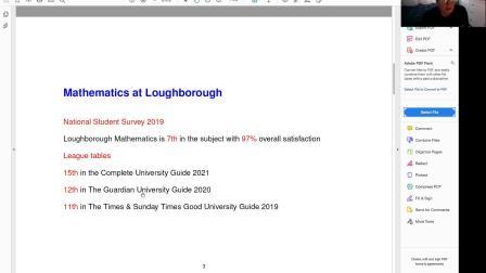 拉夫堡数学系合作项目介绍2