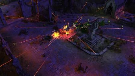 《战锤:混沌祸根》女巫猎人预告