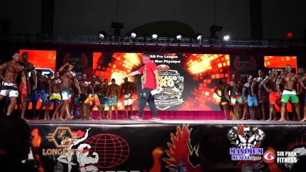 2020 IFBB Chicago PRO 自由之翼健美赛