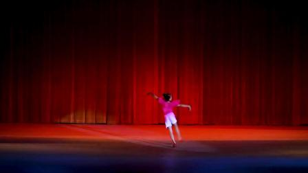 """广州市第五届""""羊城学校美育节""""舞蹈比赛——《小扁担三尺三》"""