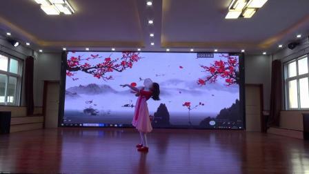 20201031坪东小学学生舞蹈