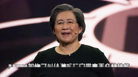 AMD总裁兼首席执行官Lisa Su博士首次公布AMD Radeon RX 6900XT显卡