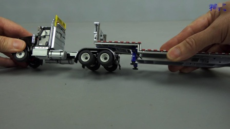 Weiss East Drop Deck Trailer by Cranes Etc TV