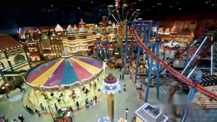 万达青岛主题乐园 Wanda Qingdao Theme Park