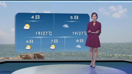 20201102 茂名天气预报节目