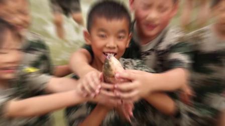 上海黄浦区吃苦夏令营—体力和意志力培训夏令营