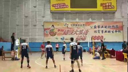 """2020广东""""恒佳杯""""气排球选拔赛男子组掠影"""